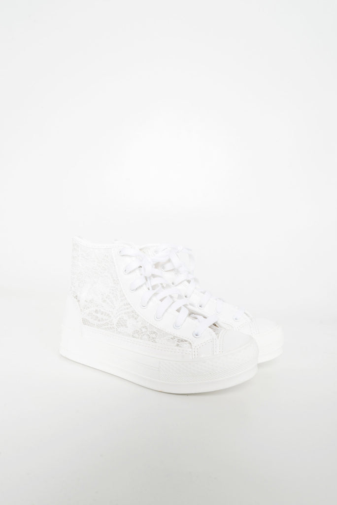 Lacey Little Lady Sneakers