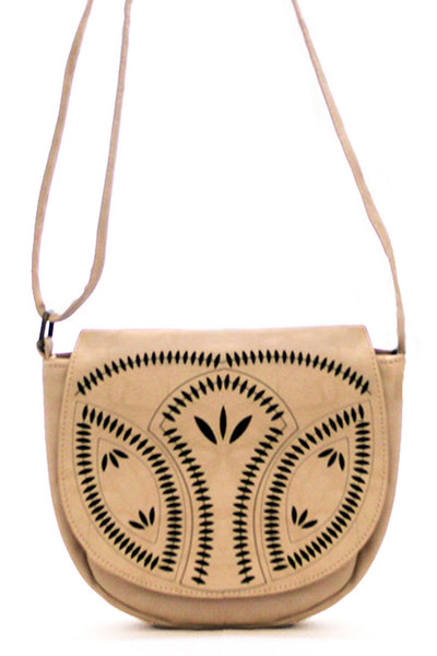 Harmony Crossbody Saddle Bag