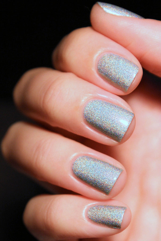 ncLA Lightyears Ahead Holographic Nail Lacquer