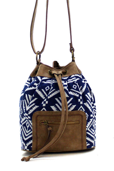 Native Runaway Mini Bucket Bag