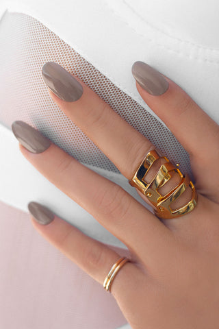 ncLA Golden Coast Nail Lacquer