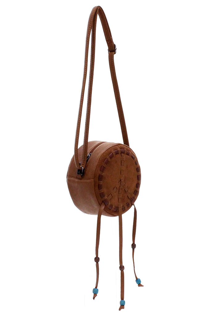 Peace Of Mind Crossbody Bag