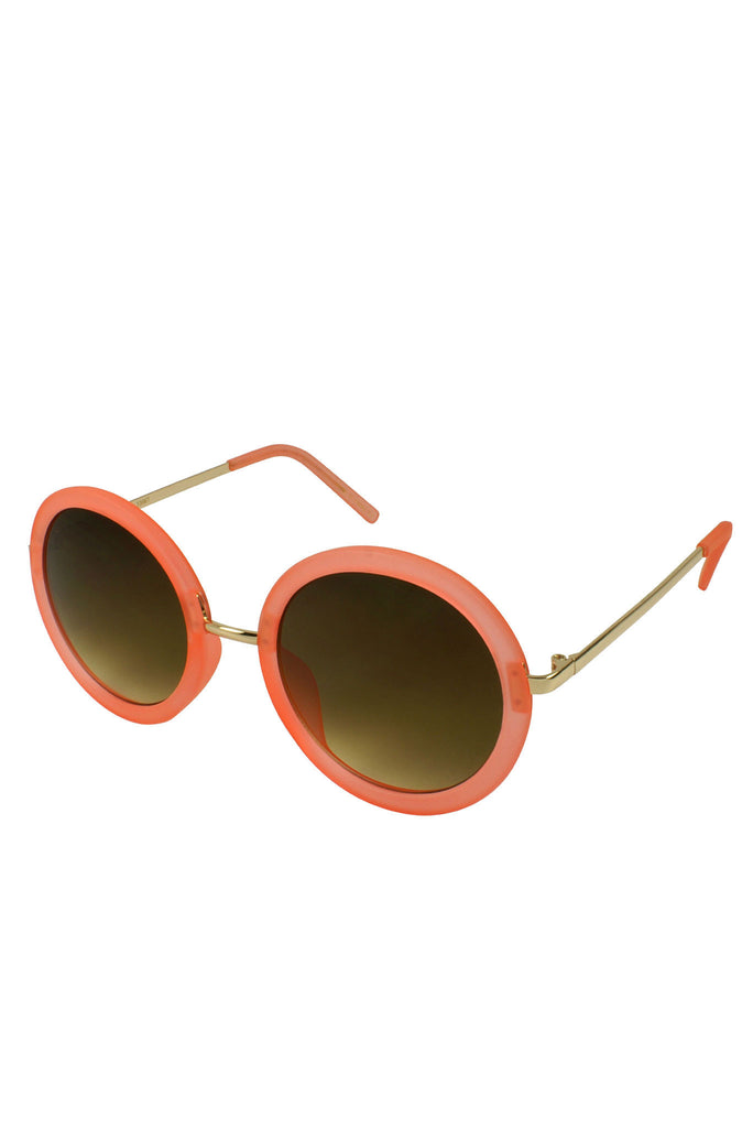 Merry Go Round Sunglasses- Red