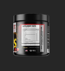 Kings Wrath Fruit Punch- FAST 2 DAY SHIPPING