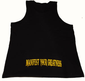 Manifest Your Greatness Tank Top