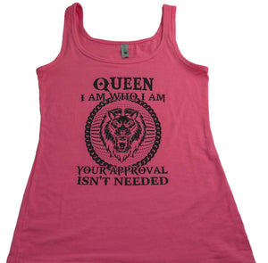 Manifest Your Greatness Tank: Queen Edition