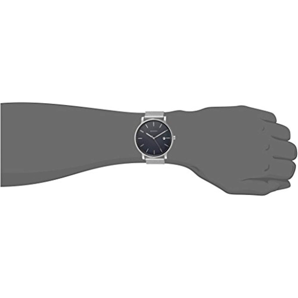 Skagen Men's Hagen Stainless Steel Mesh Watch