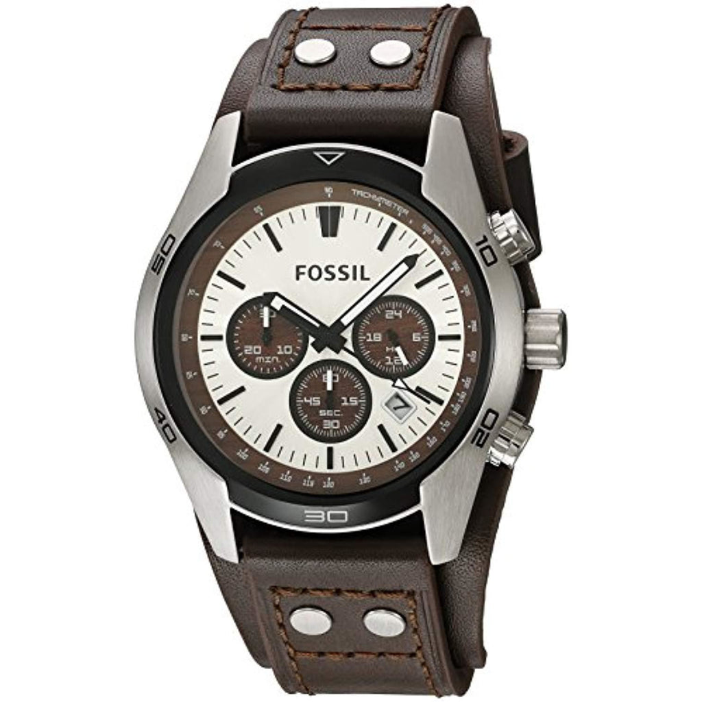 Men's Fossil Quartz Coachman Watch