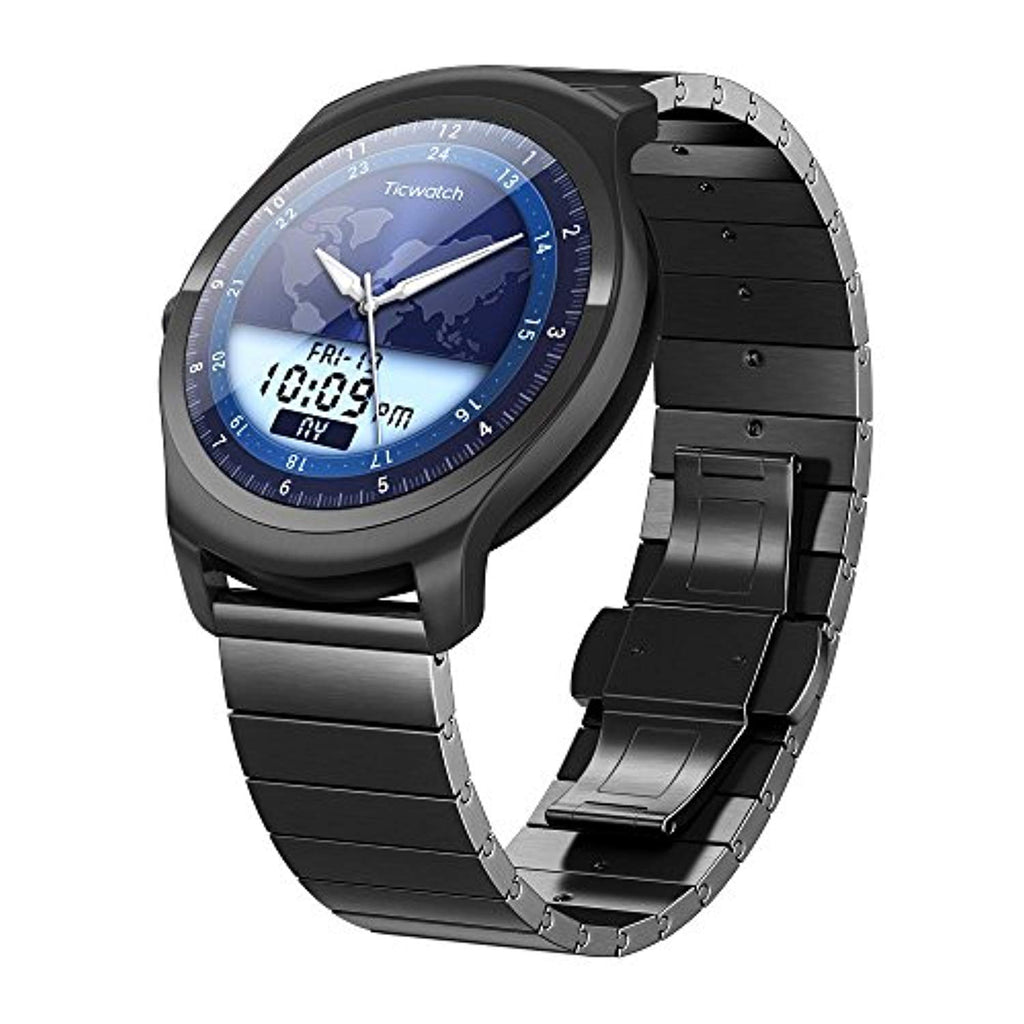 Ticwatch 2 Stainless Steel Smartwatch