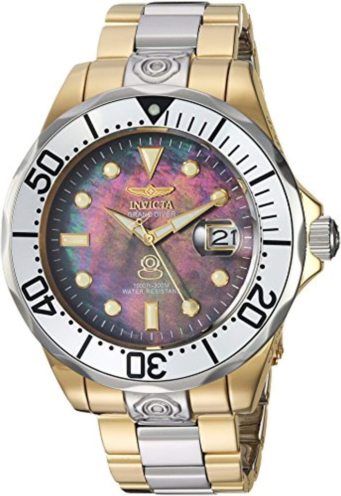 Men's Invicta Pro Diver Automatic Stainless watch