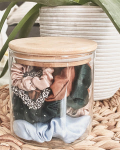 Custom Bamboo Container