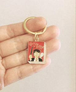 HP Inspired Keyring