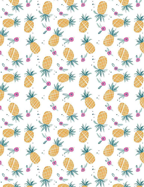 Pineapples - Summer Lovin' - Dear Stella