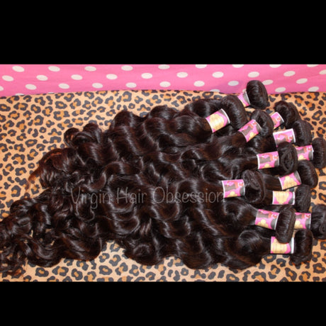 Brazilian Obsession Wave Virgin Hair