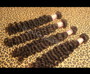 Indian Curly Virgin Hair