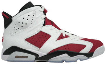 Air Jordan 6 Retro OG 'Carmine' 2021 GS