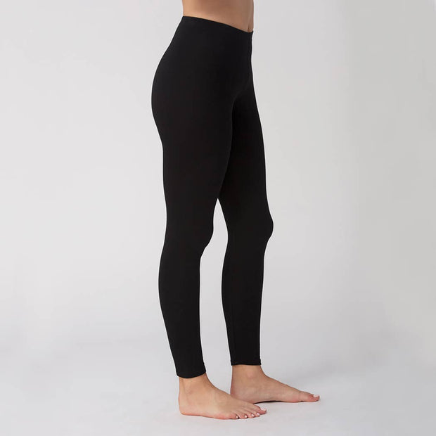 Full Length Suri Leggings - Charcoal