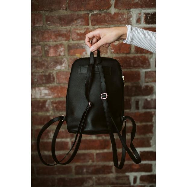 Black Panha Backpack