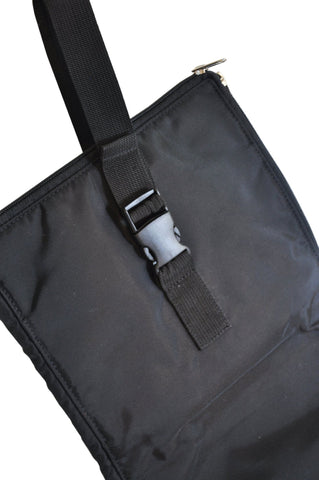 Image of Razbag Medicine Bag and FREE Pillbox - Holds 20 various sizes of prescription bottles.