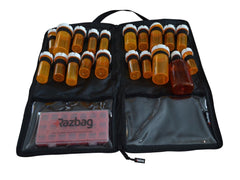 Razbag pill organizer bag with free pillbox