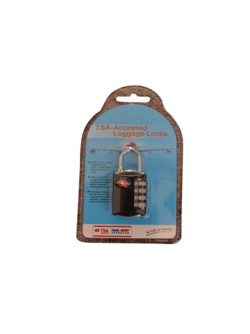 Razbag TSA four digit combination lock