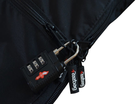 RAZBAG  with TSA Combination Lock Keeping Medications Organized and Locked up.