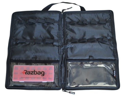 Razbag Prescription bag with Free Pillbox