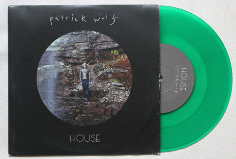 "House - 7"" Single, Green Vinyl"