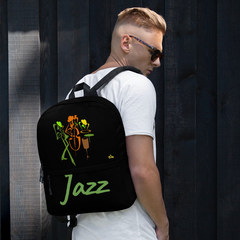 Colorful Music Backpack