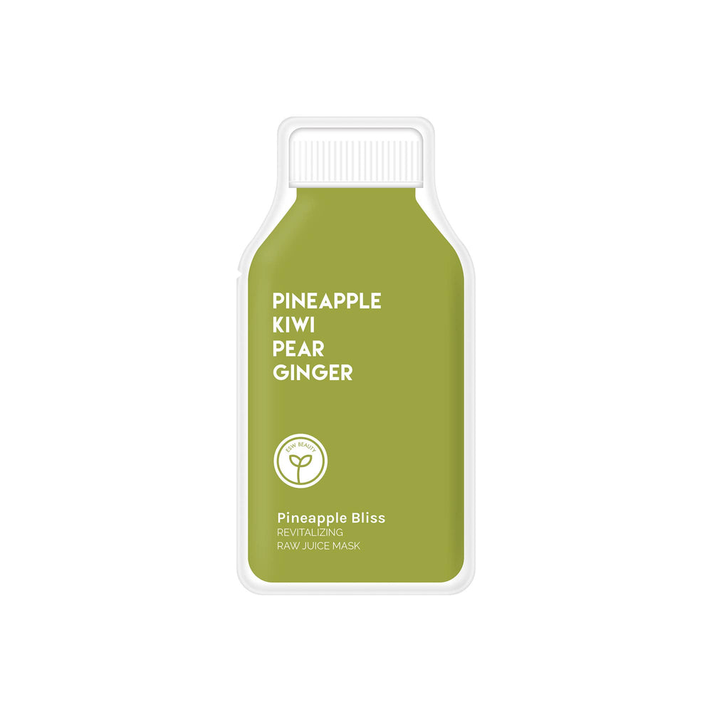 Pineapple Bliss Juice Mask