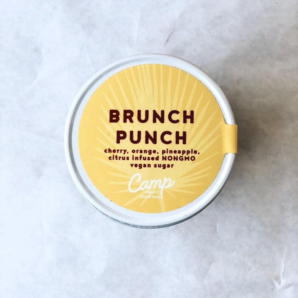 Brunch Punch Camp Cocktail