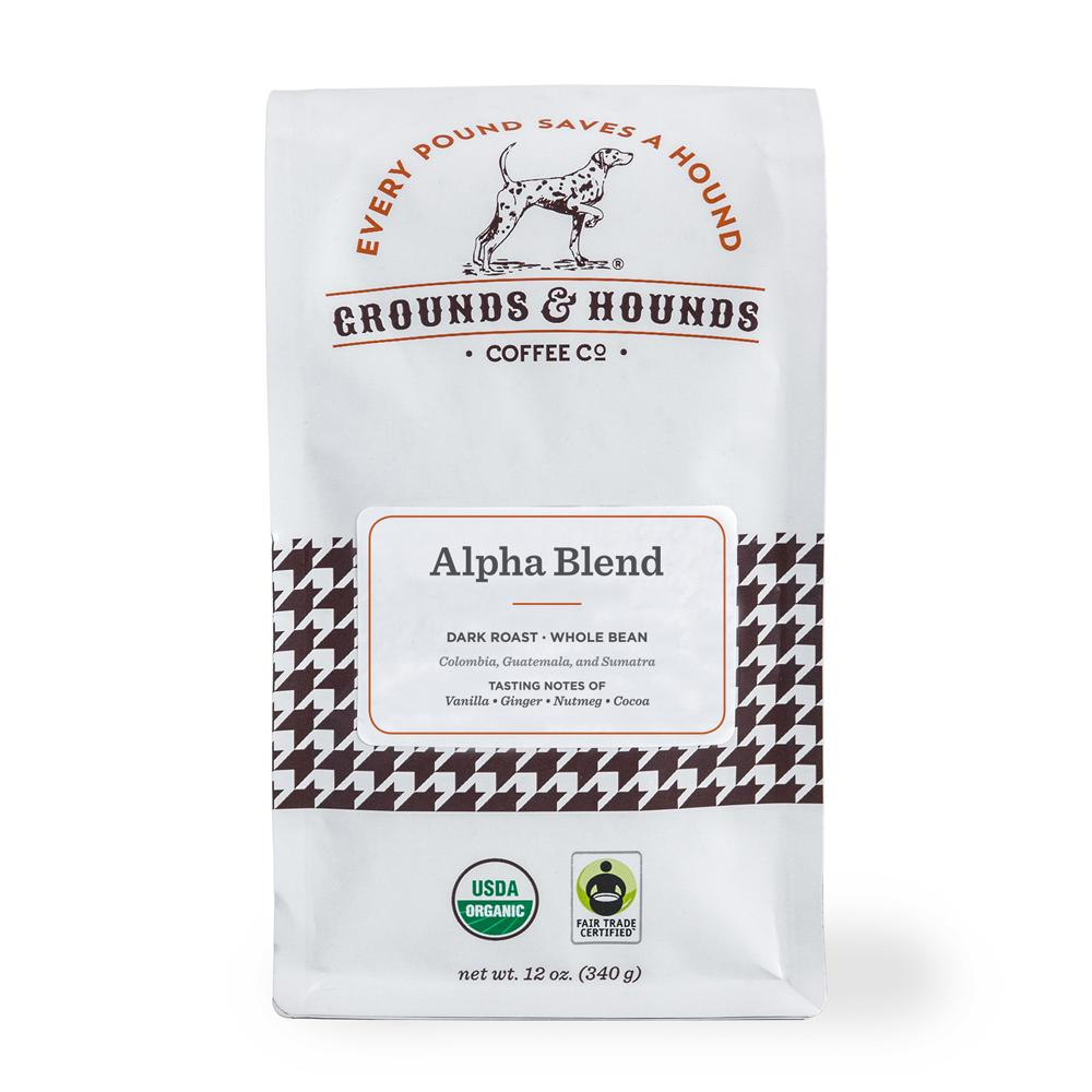 Alpha Dog Blend Coffee
