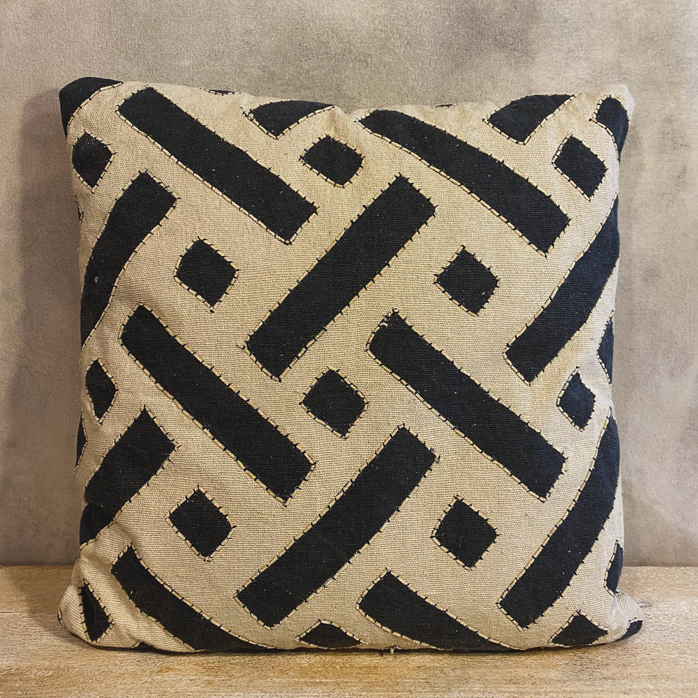 Load image into Gallery viewer, Kuba Cloth Pillow