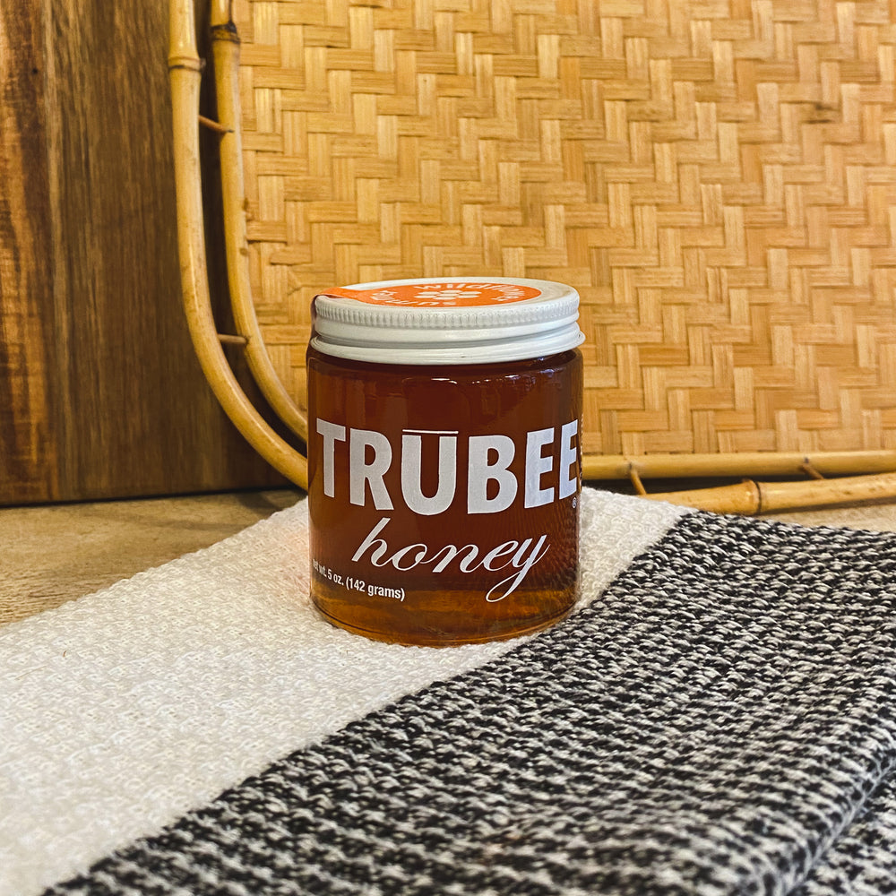 Wildflower Summer Trubee Honey