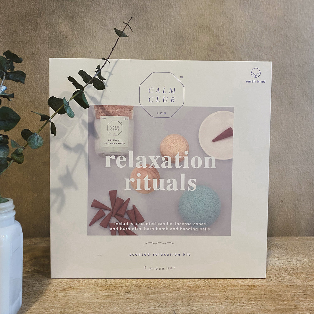 Relaxation Rituals Spa Box