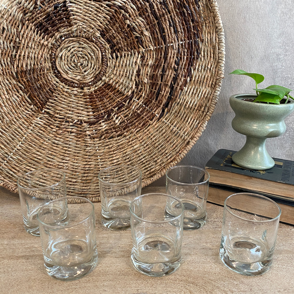Load image into Gallery viewer, Vintage Whiskey Glasses (Set of 6)