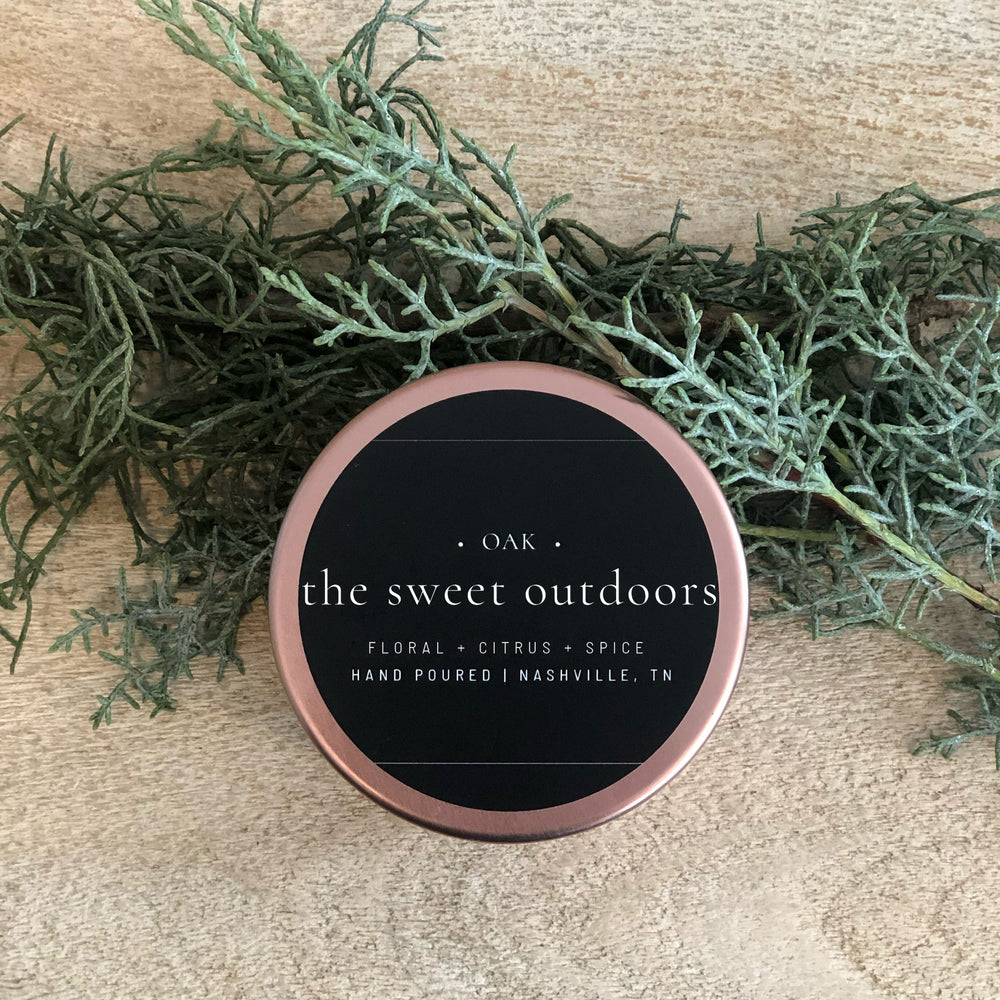 The Sweet Outdoors Tin