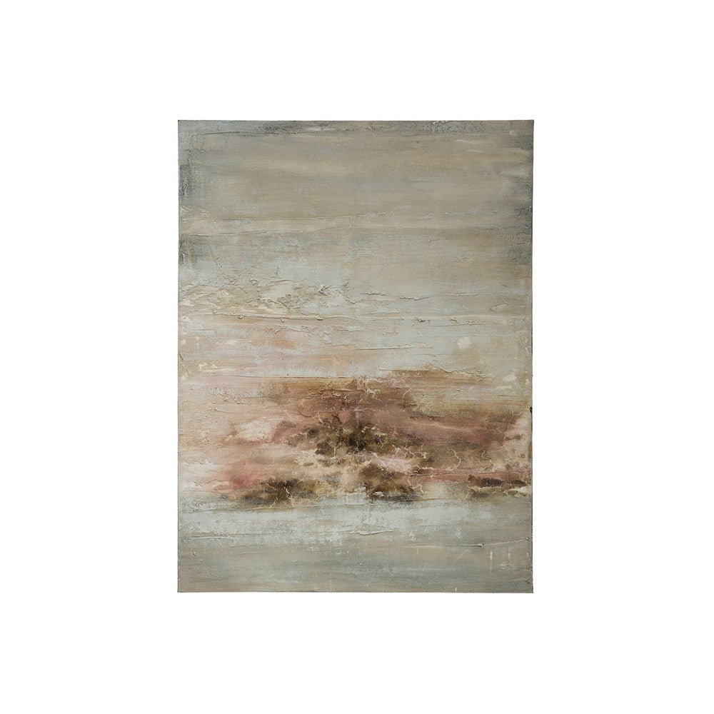 Hand-Painted Abstract Canvas Wall Art