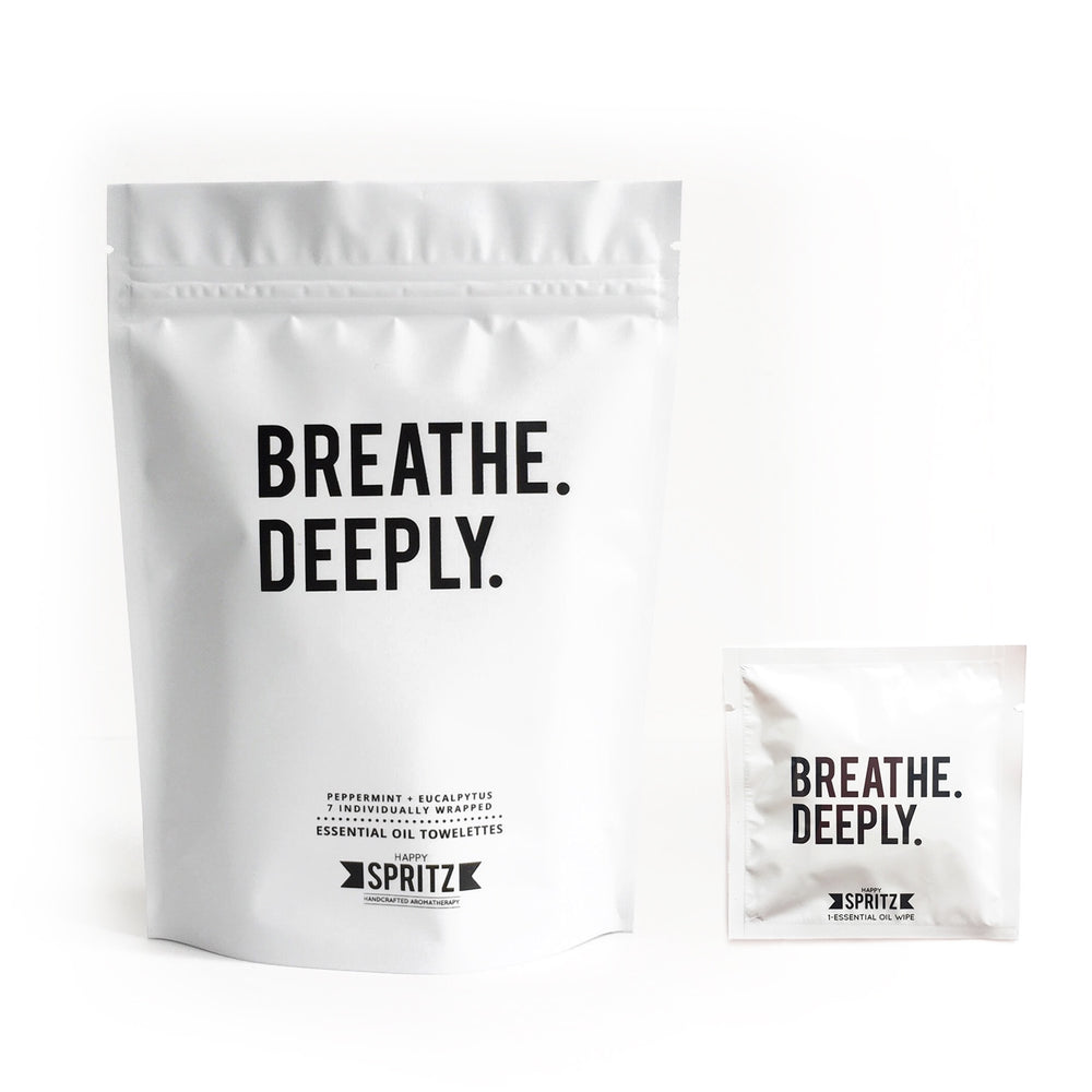 Breathe Deeply Towelettes