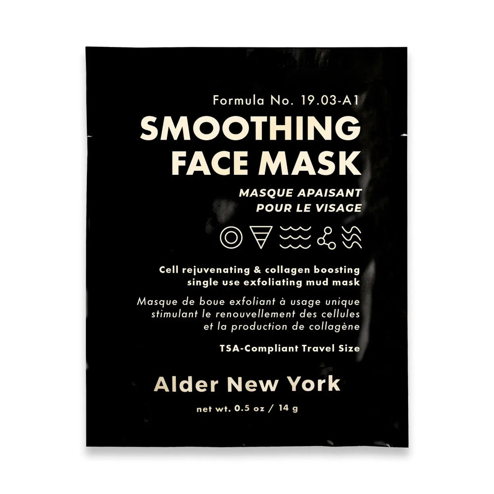 Men's Smoothing Face Mask