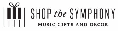 Shop The Symphony is Houston's Best Stop For Music Gifts - Wrapping Paper - & Musical Decor