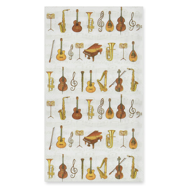 Orchestra Buffet/Guest Towel