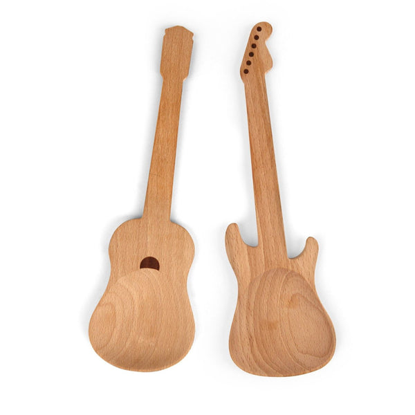 Rockin' Guitar Salad Servers