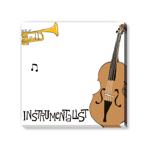 Instrumentalist Sticky Notes