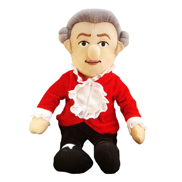 Mozart Little Thinker Musical Doll