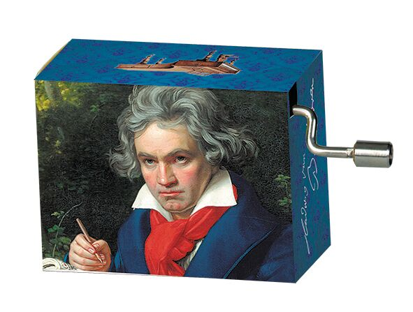 "Music Box - Beethoven ""Fur Elise"""