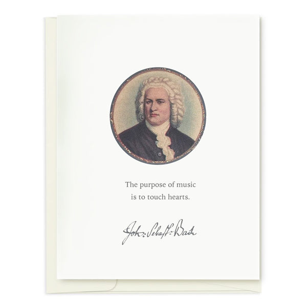 Bach Quote