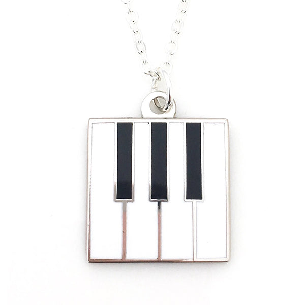 Piano Drop Pendant