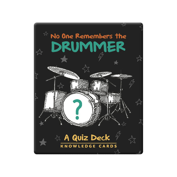 No One Remembers The Dummer Quiz Deck