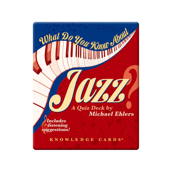 What Do You Know About Jazz Quiz Deck